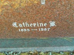 Catherine Blanche <I>O'Keeffe</I> Klenert