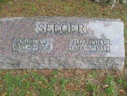 Elizabeth Lyle <I>Gracy</I> Seeger