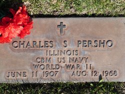 Charles Sylvester Persho