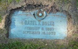 Hazel F. <I>Compton</I> Bolen