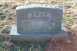 Effie Lillian <I>Beaman</I> Aman