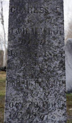 Charles E White