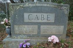 Frank Allen Cabe