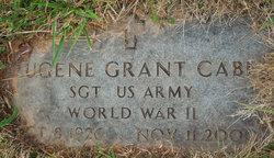 Eugene Grant Cabe