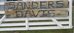 Sanders Davis Cemetery