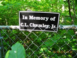 Chumley Cemetery on Slate Creek