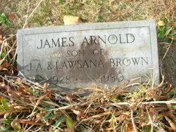 James Arnold Brown, Jr