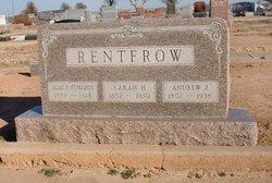 Andrew Jackson Rentfrow