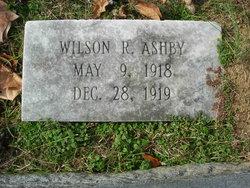 Wilson Randolph Ashby