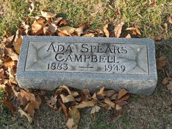 Ada <I>Orr</I> Spears Campbell