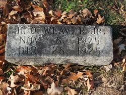 Henry Oliver Weaver, Jr