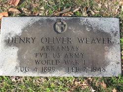 Henry Oliver Weaver, Sr