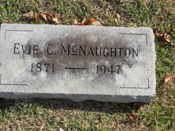 Evie <I>Coulter</I> McNaughton