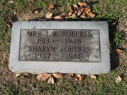 Sharyn Elizabeth Roberts
