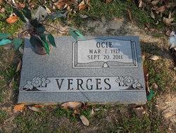 Ocie Verges