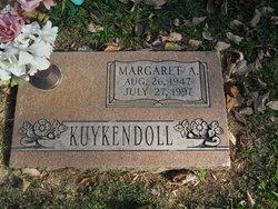 Margaret A Kuykendoll