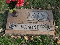 Ron P Mabone