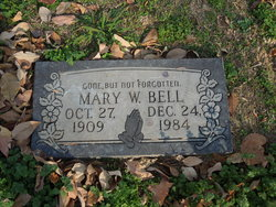 Mary W Bell