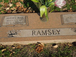 Avery Ben Ramsey