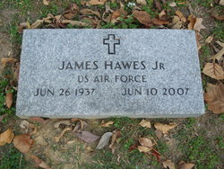 James Hawes, Jr