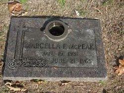 Marcella Fern <I>Holderbaugh</I> McPeak