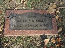 Wallace B Chalk