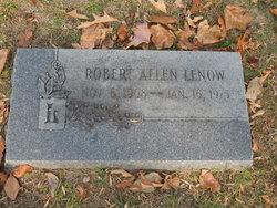 Robert Allen Lenow