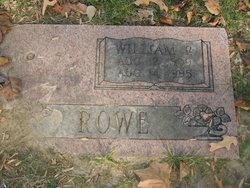 William R Rowe