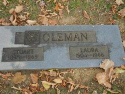 Laura P Coleman