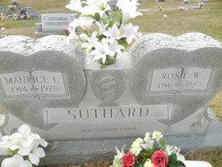 Rosie W Suthard