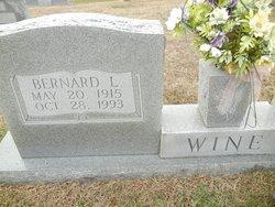 Bernard L Wine