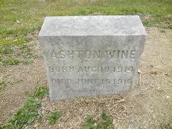 Ashton Wine