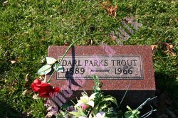 Eva Darl <I>Criswell Parks</I> Trout