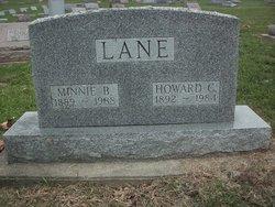 Minnie M <I>Bailey</I> Lane