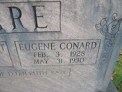 Eugene Conard Bare