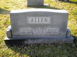 Lloyd Earl Allen