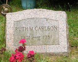 Ruth M. Carlson