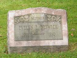 Evelyn F. <I>Beswick</I> Forbes