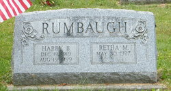 Harry Boyd Rumbaugh