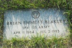 Brian Emmett Blakeley