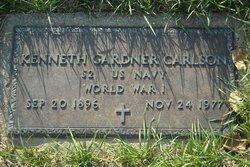 Kenneth Gardner Carlson