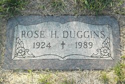 Rose H Duggins