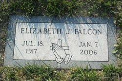 Elizabeth J Falcon