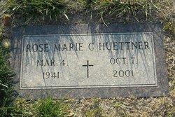 Rose Marie C Huettner