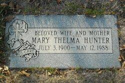 Mary Thelma Hunter