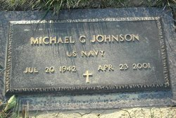 Michael G Johnson