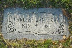 Darlene Jane Kay