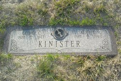 George C Kinster