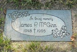 James P McGinn
