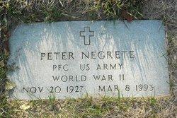Peter Negrete